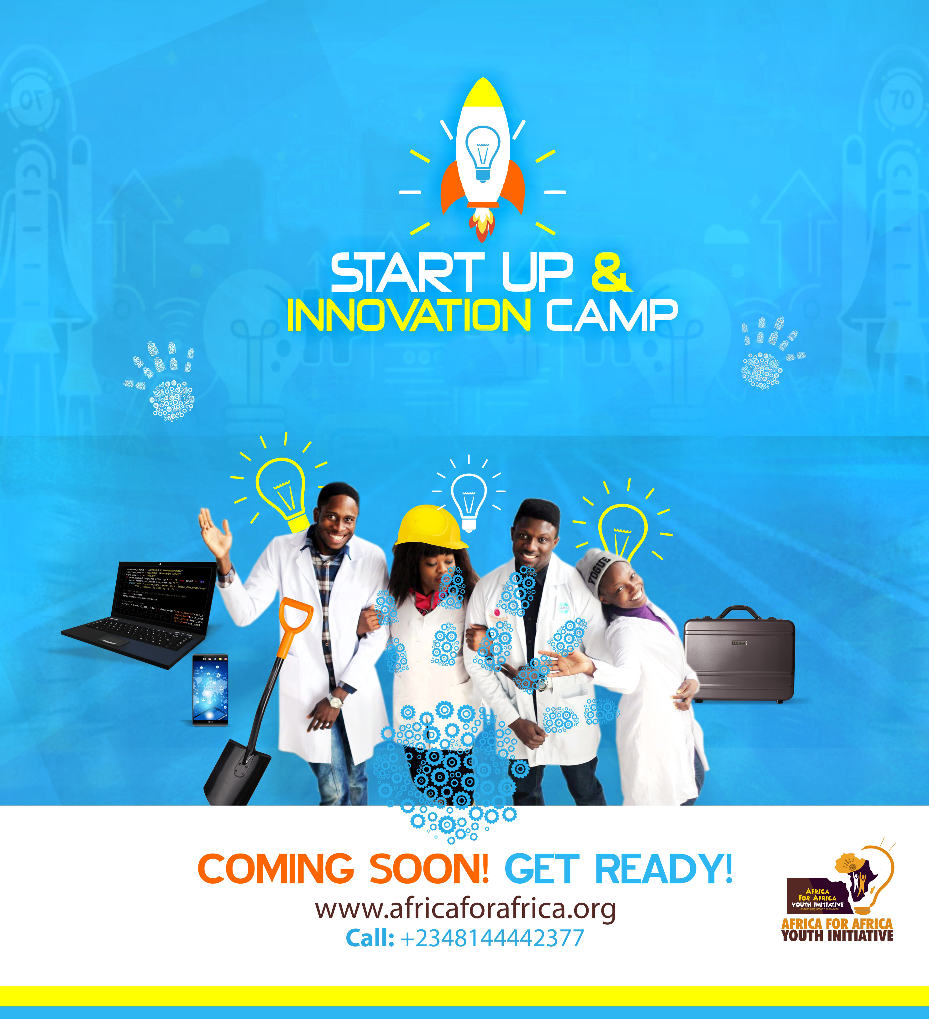 Start up and Innovations Camp.