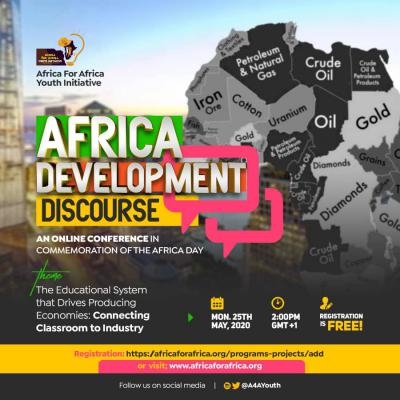 Africa Development Discourse, May 2020