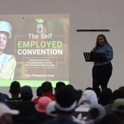 The 'Self Employed' Convention Botswana