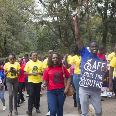 Iyd 2018 Peace Walk Kenya1