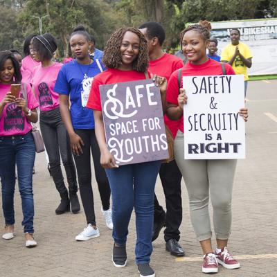 Iyd 2018 Peace Walk Kenya2
