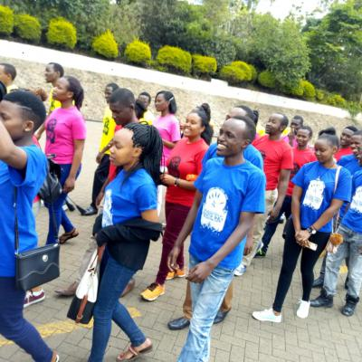 Iyd 2018 Peace Walk Kenya3